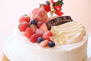 サホロパティシエ特製クリスマスケーキ予約開始
